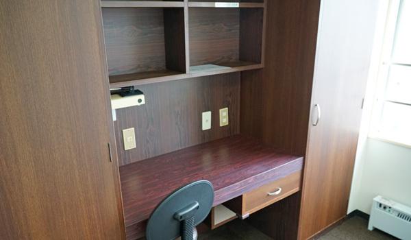 単身赴任・下宿用家具・家電付き部屋:新潟の格安ウィークリー・マンスリーマンション:
