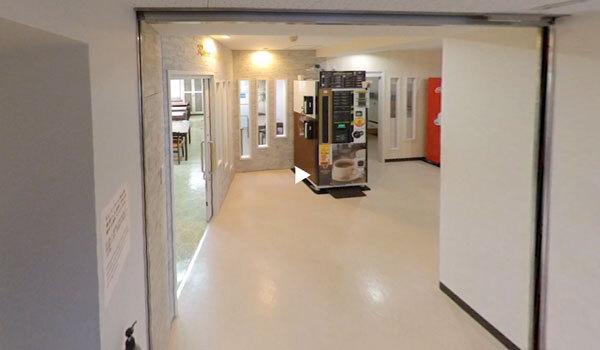 2階:新潟の格安ウィークリー・マンスリーマンション:パンション駅南