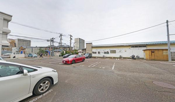 パンション駅南駐車場:新潟の格安ウィークリー・マンスリーマンション