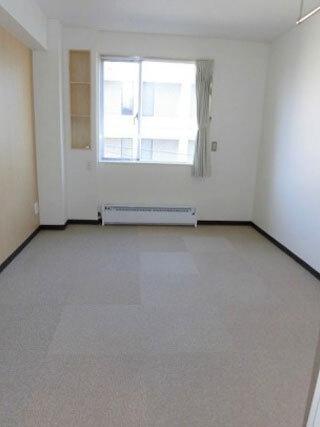 家具なしルーム:新潟県新潟市パンション駅南